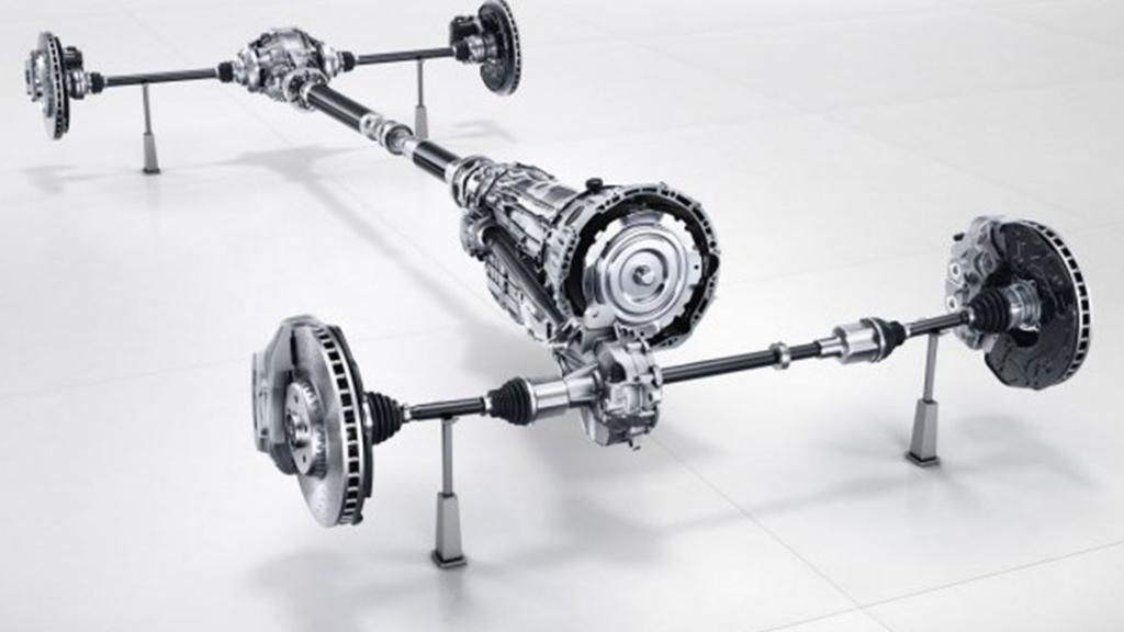 Mercedes-Benz AMG E-Class (2019) Others 014