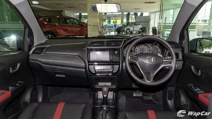 2020 Honda BR-V 1.5L V Interior 001