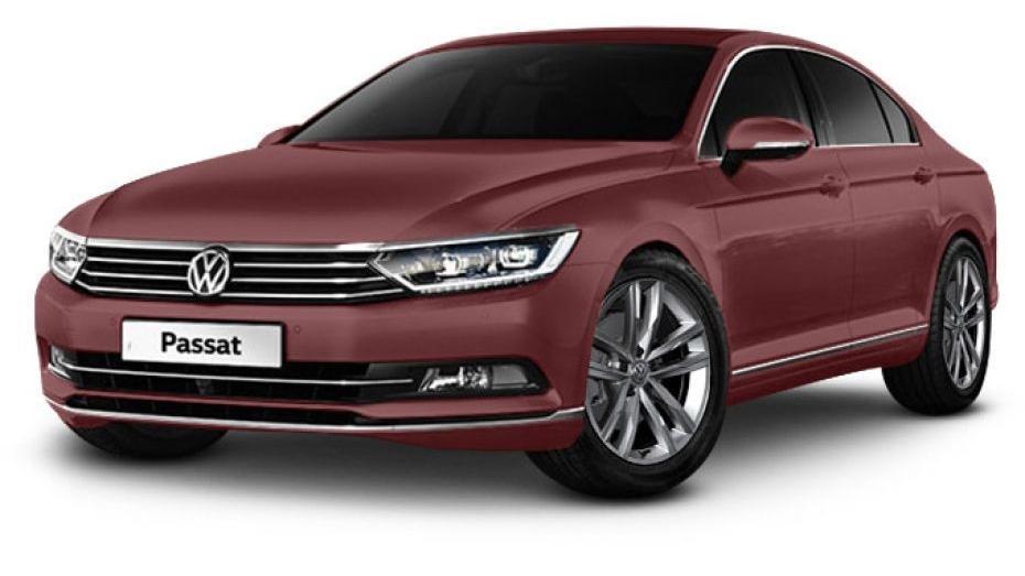 Volkswagen Passat (2018) Others 007