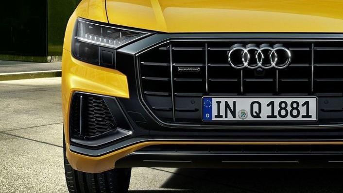 Audi Q8 (2019) Exterior 007