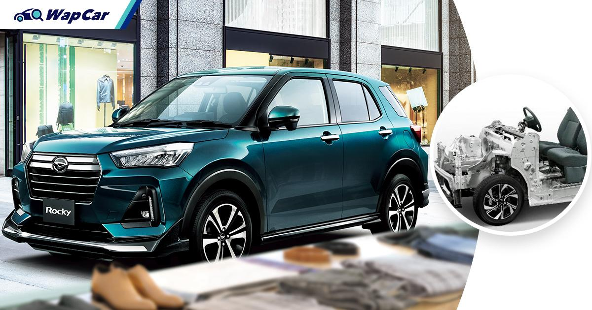 At least 10 new DNGA-based Daihatsu models planned for emerging markets; hybrids and EVs too 01