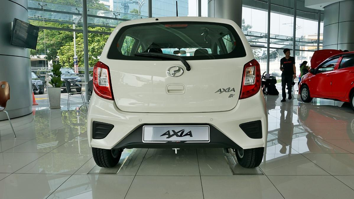 2019 Perodua Axia GXtra 1.0 AT Exterior 006