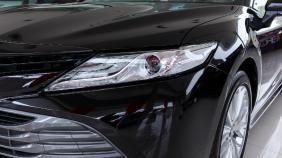 2019 Toyota Camry 2.5V Exterior 009