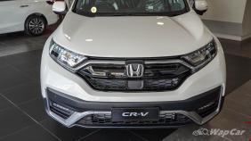 2021 Honda CR-V 1.5 TC-P 4WD Exterior 002