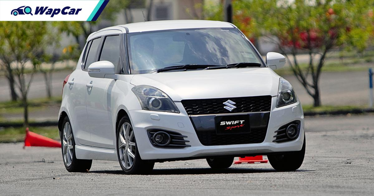Looking for a used Suzuki Swift Sport (ZC32S)? Here's what you need to know 01