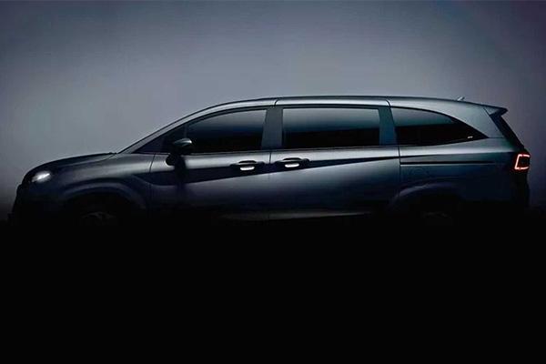 2021 Hyundai Custo MPV officially teased ahead of China launch
