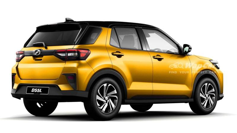 Booked yours? Perodua D55L to launch on 3-March 2021! 02
