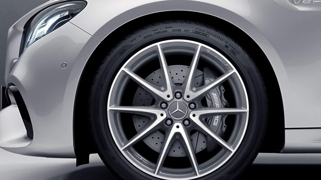 Mercedes-Benz AMG E-Class (2019) Exterior 005