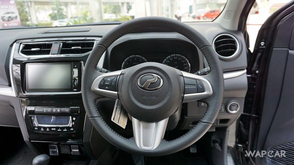 Perodua Aruz (2019) Interior 003