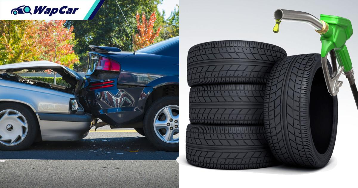 Is it true that eco tires have poorer grip and braking? 01
