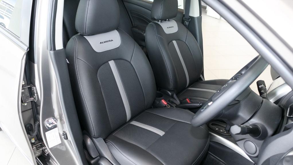 2018 Nissan Almera 1.5L VL AT Interior 021