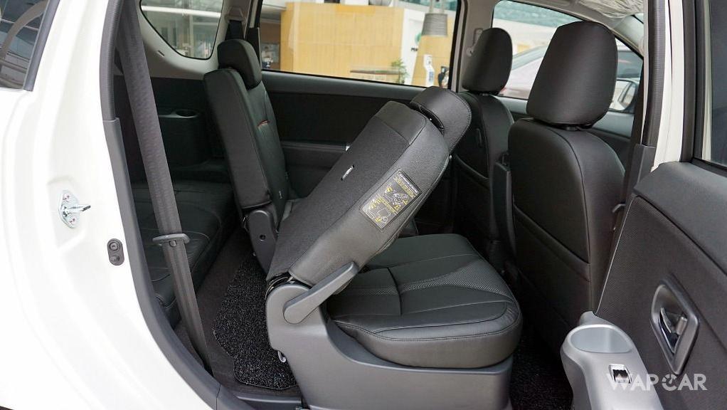 2018 Perodua Alza 1.5 AV AT Interior 040
