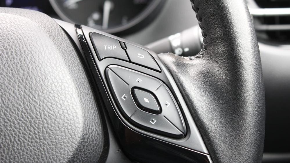 2019 Toyota C-HR 1.8 Interior 007