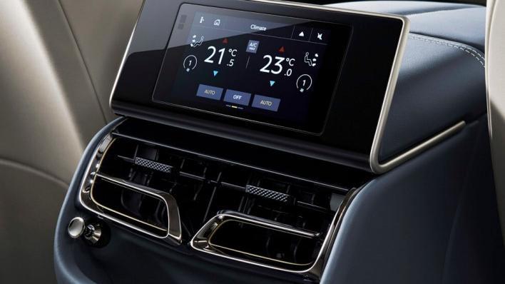 Bentley Flying Spur (2020) Interior 004
