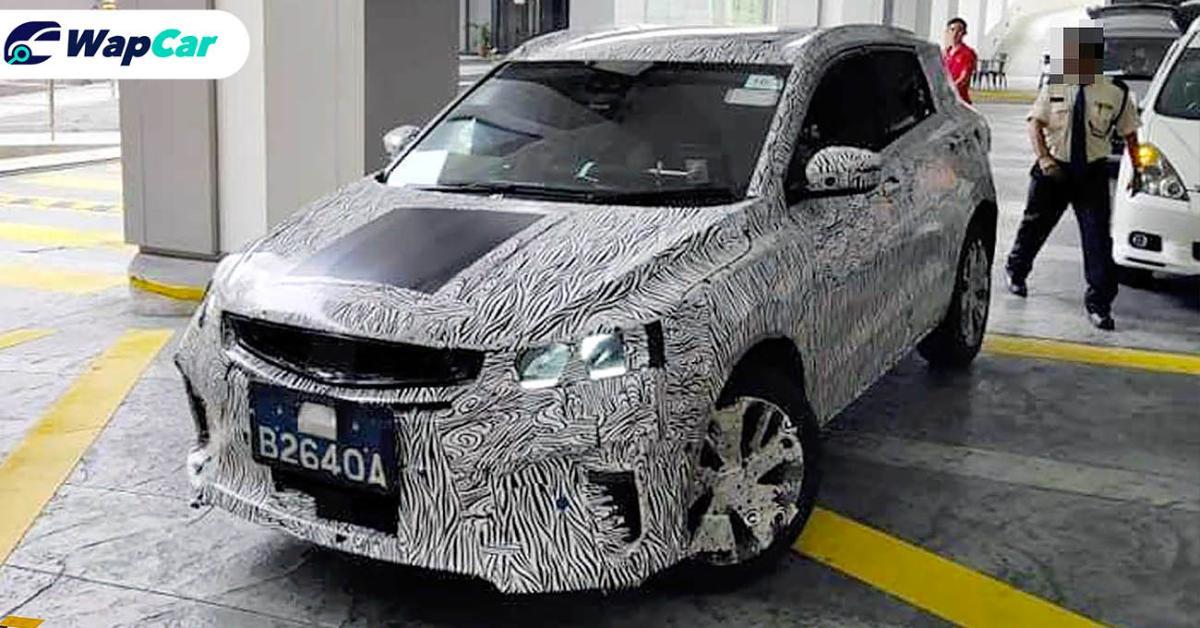 Rumour: 2020 Proton X50 could get 1.4-litre engine option? 01