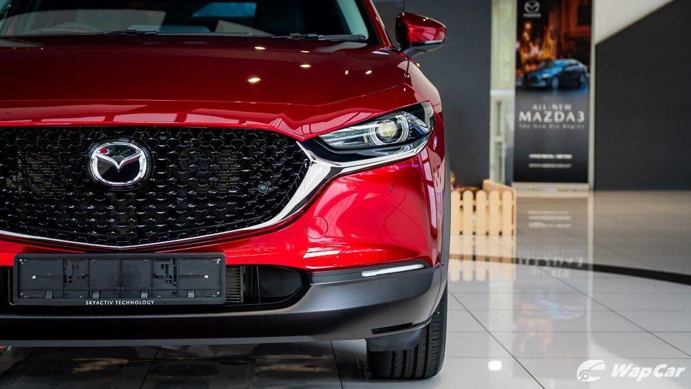 2020 Mazda CX-30 SKYACTIV-G 2.0 Exterior 034