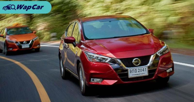 Nissan Almera 2020 serba baru akan diberi enjin turbo di Malaysia! 01