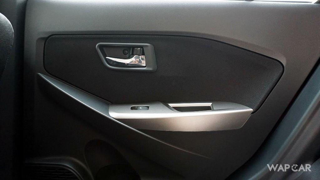 Perodua Myvi (2018) Interior 036