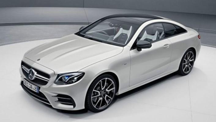 Mercedes-Benz AMG E-Class Coupe (2019) Exterior 001
