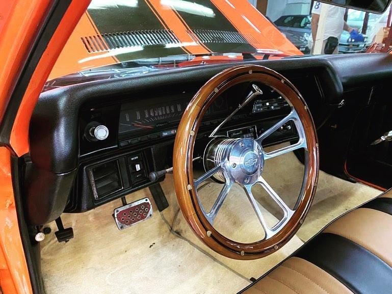 Barang Rare: Chevrolet El Camino 1972, pikap sasa dari Detroit! 02