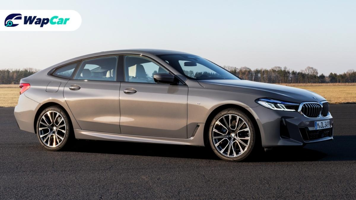 New G32 BMW 6 Series GT facelift; 48V mild hybrid, Android Auto 01