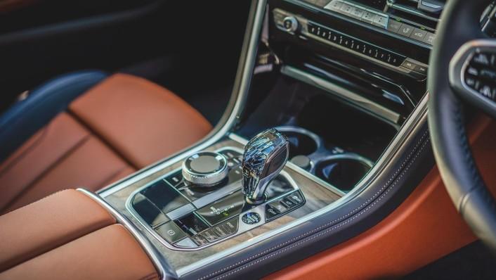 2020 BMW 8 Series 840i Gran Coupé M Sport Interior 005