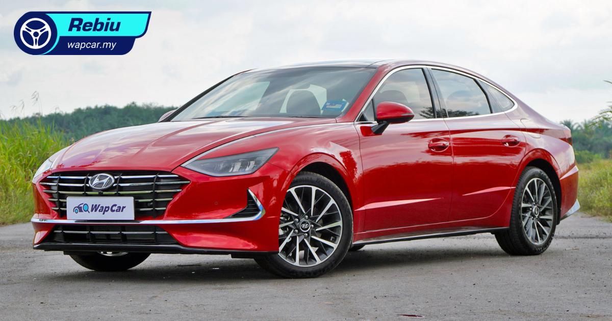 Rebiu: Hyundai Sonata 2021 (DN8), boleh kacau 'market' Camry, Accord dan Passat? 01