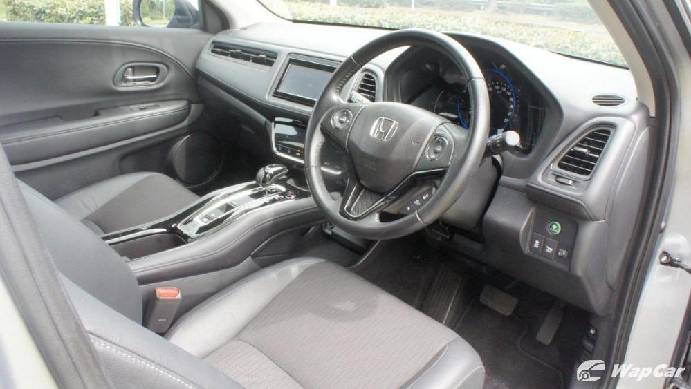 2019 Honda HR-V 1.5 Hybrid Interior 090