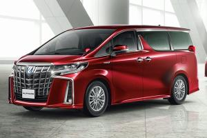Why is it so hard to buy a Toyota Alphard / Vellfire that's not in white or black colour?