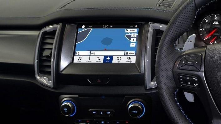 Ford Ranger (2019) Interior 006