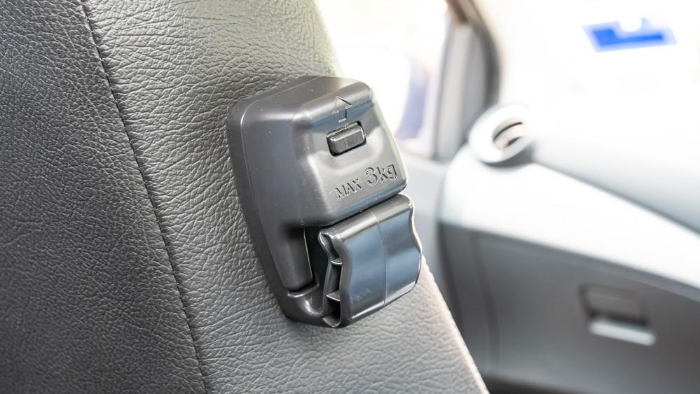 2018 Perodua Axia Advance 1.0 AT Interior 026