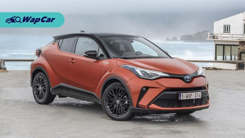 Toyota C-HR 2021 akan digugurkan di Malaysia, Thailand beralih ke C-HR facelift hibrid sahaja 01