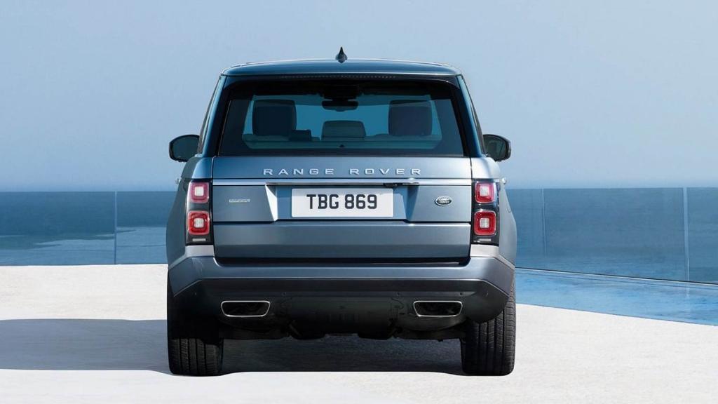 Land Rover Range Rover (2017) Exterior 016