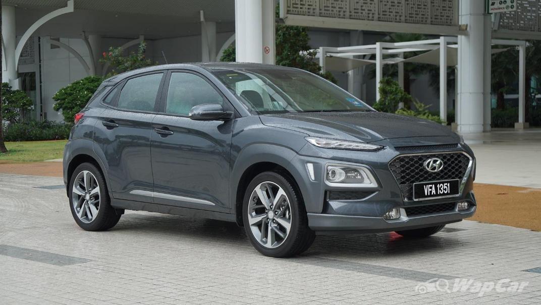 2020 Hyundai Kona 2.0 Standard Exterior 003