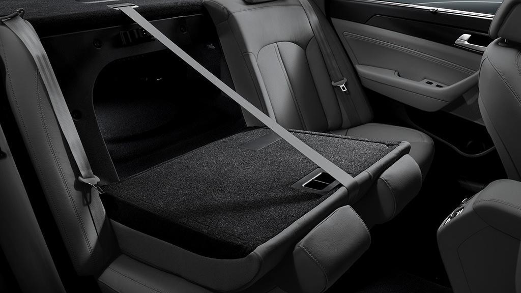 Hyundai Sonata (2017) Interior 012