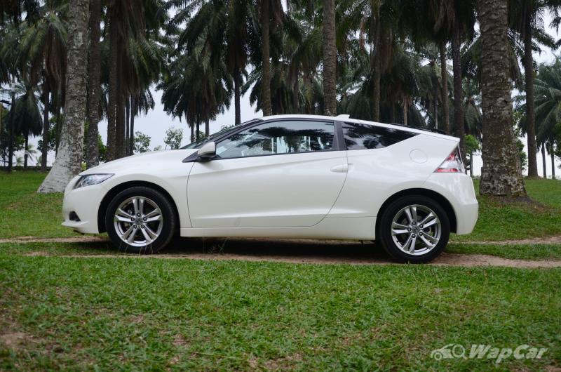 Used Honda CR-Z for RM 43k: Is it safe to buy the sport hybrid second-hand? 02