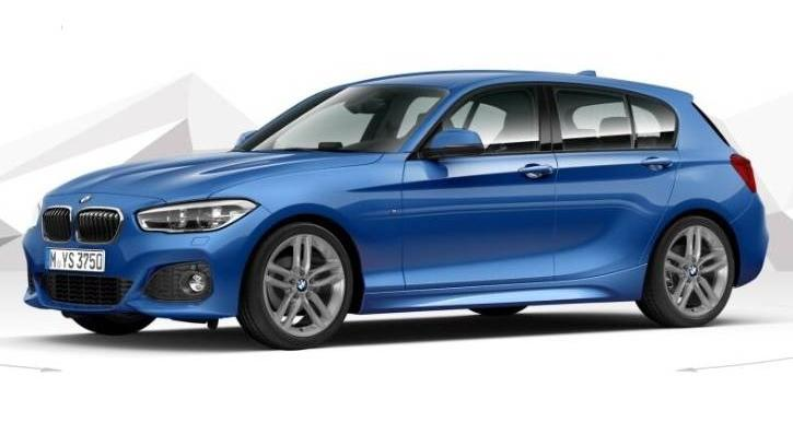 BMW 1 Series (2019) Others 004