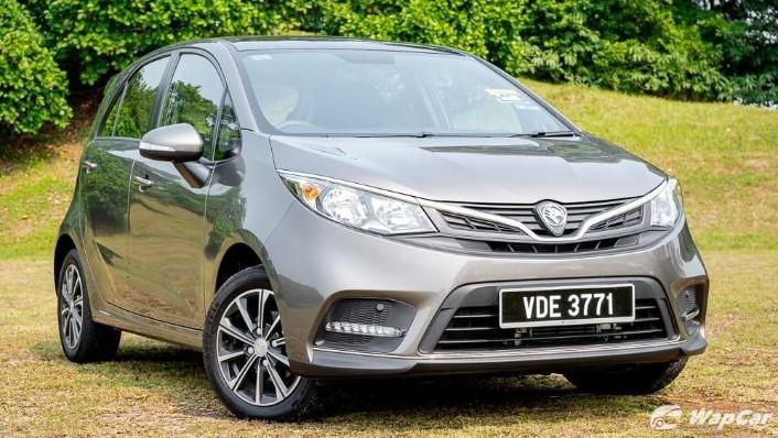 2019 Proton Iriz 1.6 VVT Premium CVT Exterior 003