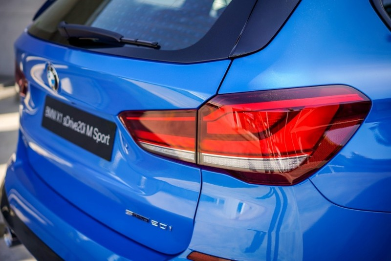 2020 BMW X1 sDrive20i M Sport new tail light
