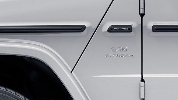 Mercedes-Benz AMG G-Class (2019) Exterior 009