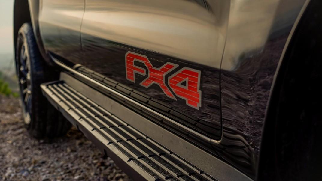 2020 Ford Ranger FX4 Exterior 009