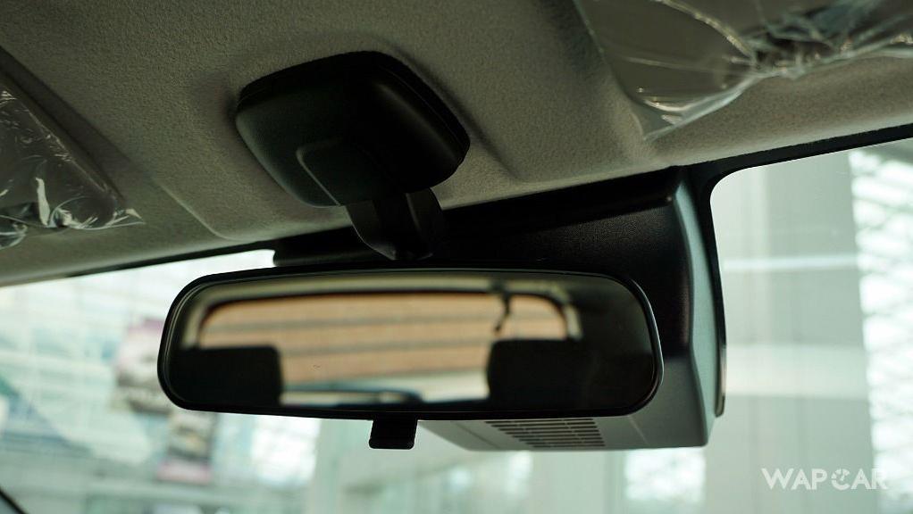 Perodua Myvi (2018) Interior 041