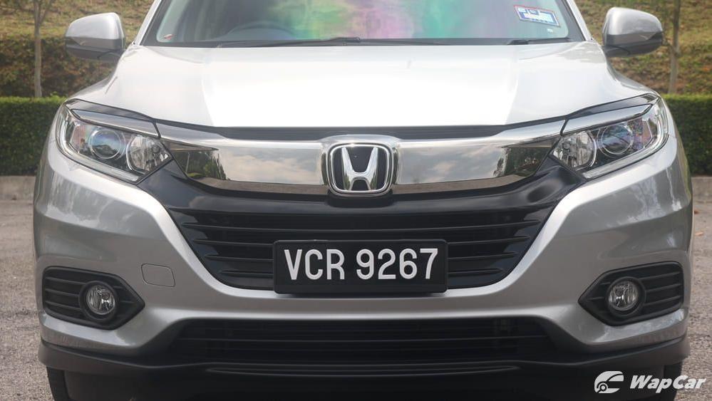 2019 Honda HR-V 1.5 Hybrid Exterior 036