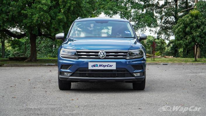 2020 Volkswagen Tiguan Allspace 1.4TSI Highline Exterior 003