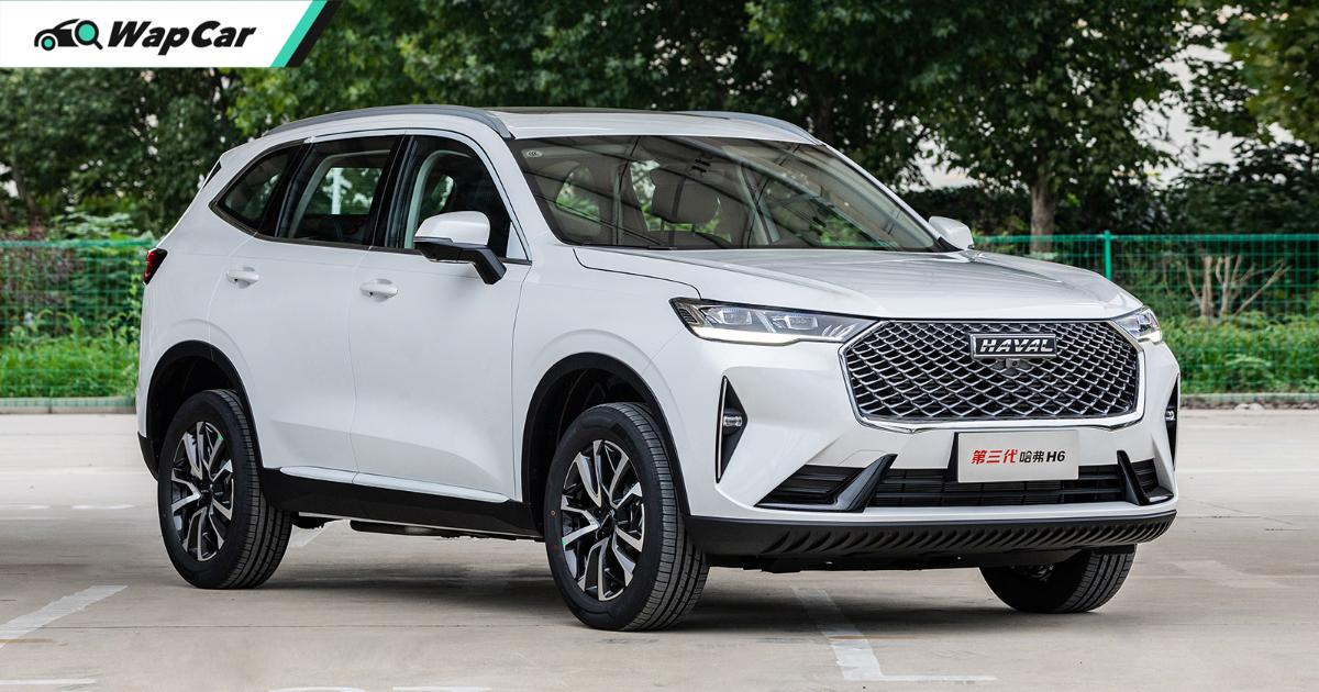 China's No. 1 SUV, 2021 Haval H6 to launch in Thailand, Malaysian export mulled 01