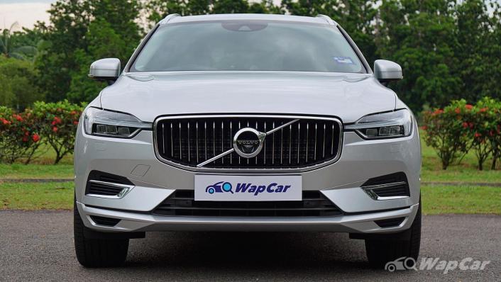 2020 Volvo XC60 T8 Twin Engine Inscription Plus Exterior 009