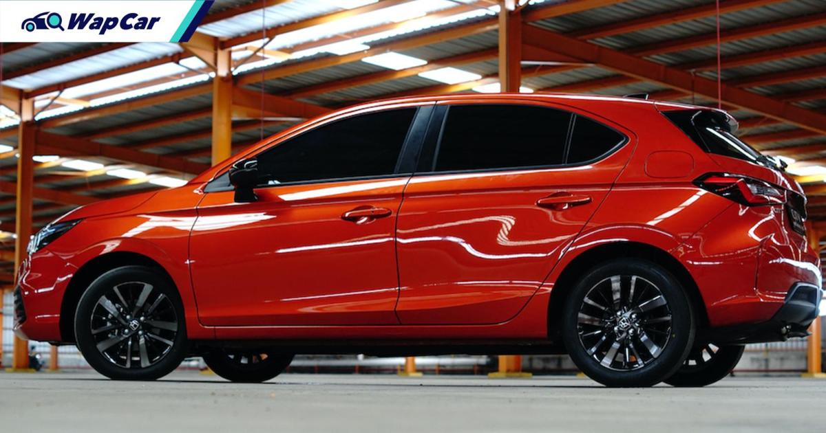 Waiting list for Honda City Hatchback in Indonesia extends to Aug, doubles Jazz's sales 01