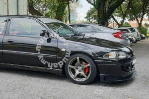 This is your chance to own Proton's best car, the Proton Satria R3!