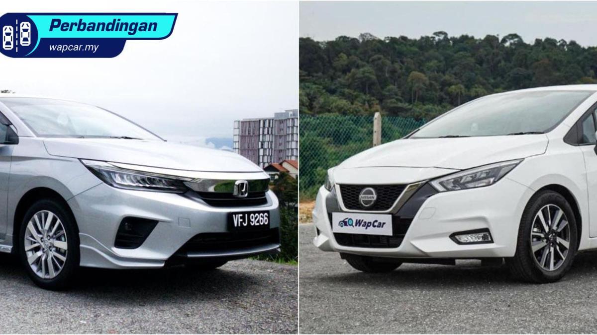 Honda City vs Nissan Almera: Yang mana lebih murah untuk dijaga? 01