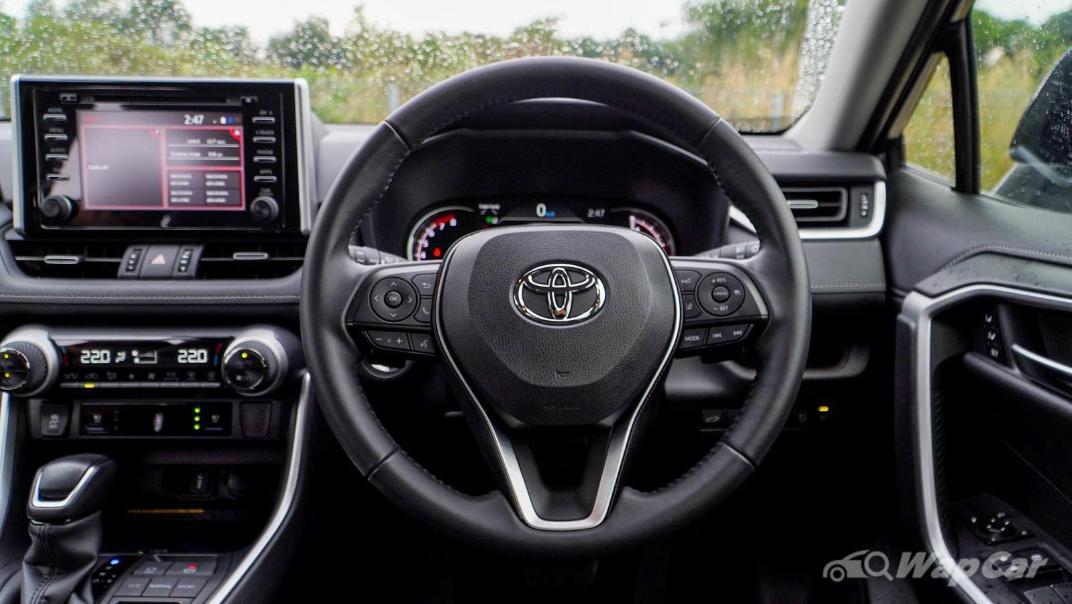 2020 Toyota RAV4 2.5L Interior 125